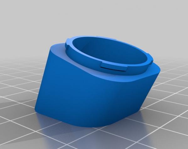 定制化磁力罐 3D模型  图6