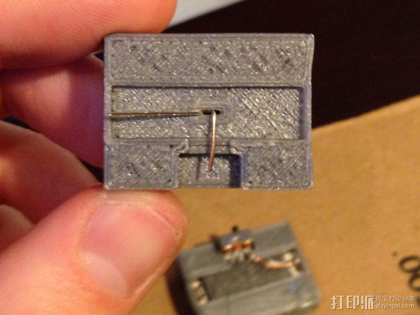 模块一体化LED灯 3D模型  图5