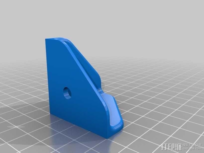 迷你角架 3D模型  图3