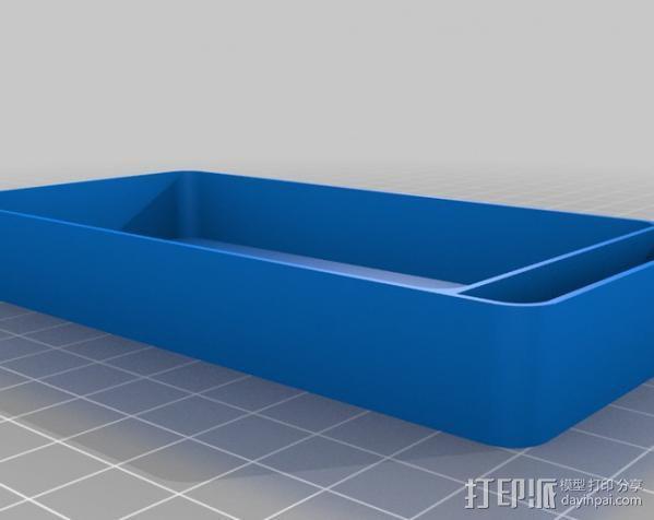 迷你收纳盒/容器 3D模型  图4