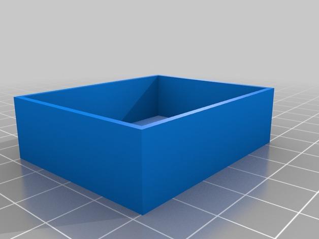 3D打印抽屉/橱柜 3D模型  图2
