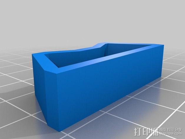 汤匙架 3D模型  图2