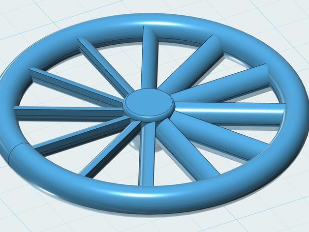 浴室水槽过滤器 3D模型  图2