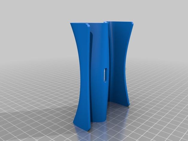 肥皂盒 3D模型  图3