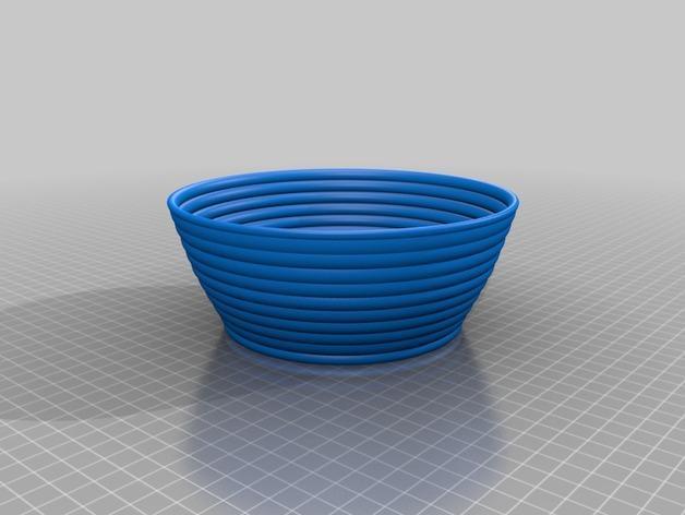 个性化面包制作模具 3D模型  图8