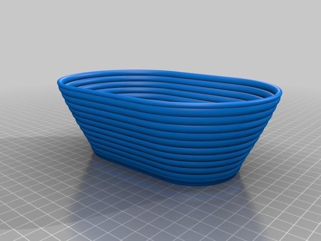 个性化面包制作模具 3D模型  图9