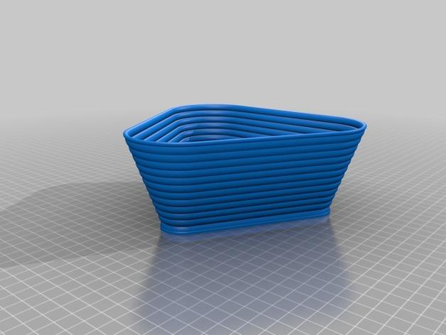 个性化面包制作模具 3D模型  图10