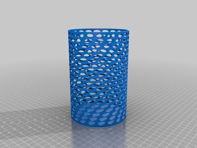 Zortrax花瓶 3D模型  图3