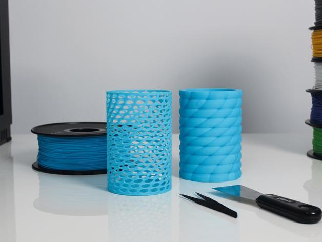 Zortrax花瓶 3D模型  图4
