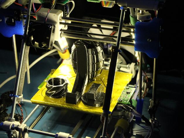SHGR95手榴弹形容器 3D模型  图6