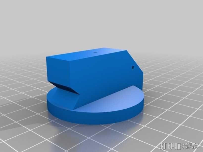 SHGR95手榴弹形容器 3D模型  图9