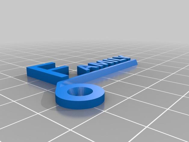 开关板标记#2 3D模型  图7
