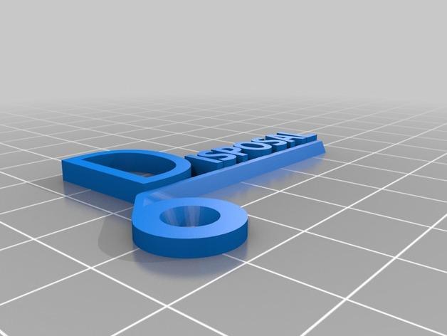 开关板标记#2 3D模型  图8