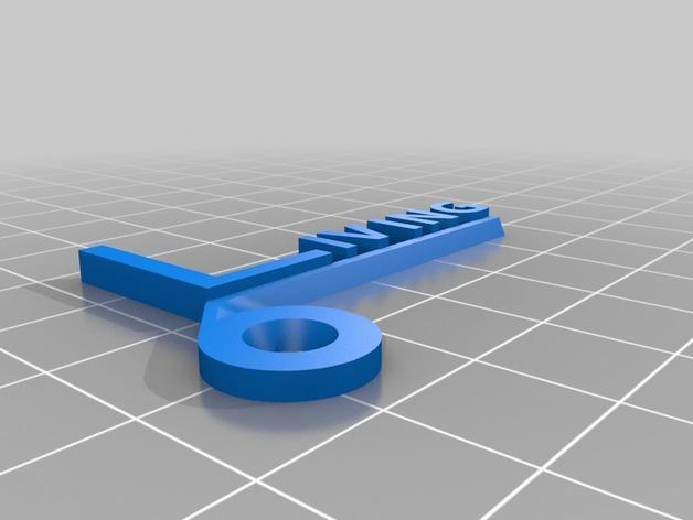 开关板标记#2 3D模型  图9