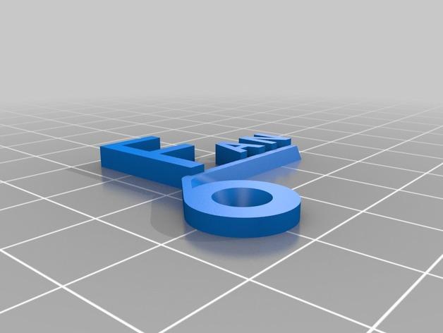 开关板标记#2 3D模型  图10