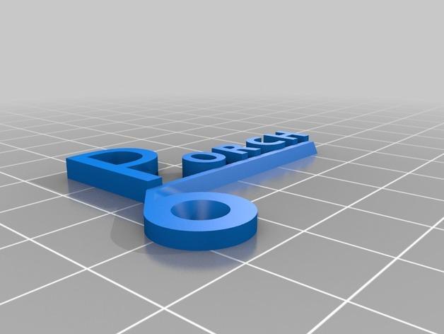 开关板标记#2 3D模型  图11
