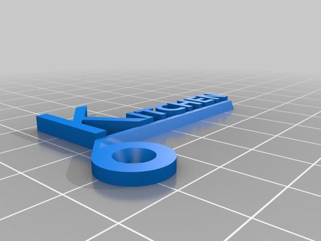 开关板标记#2 3D模型  图12