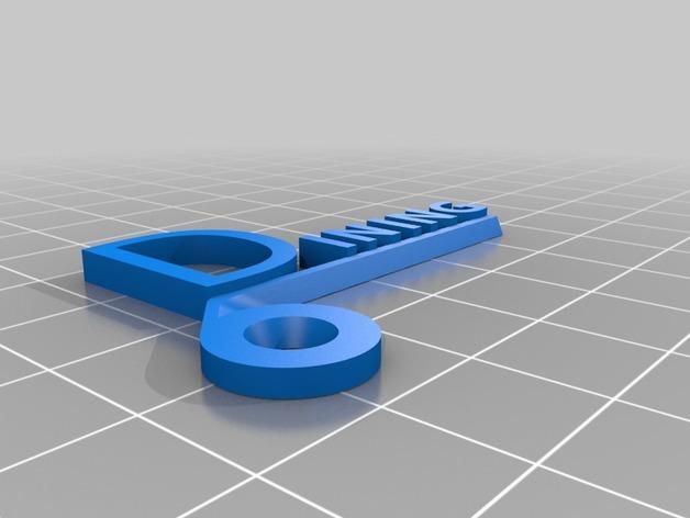 开关板标记#2 3D模型  图13