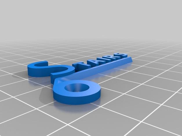 开关板标记#2 3D模型  图14