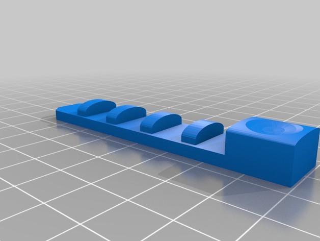 密码锁软饮料罐盒/存钱罐 3D模型  图7