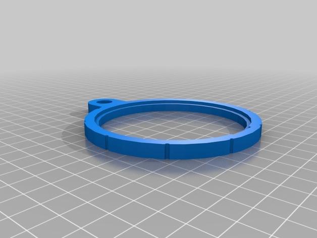 密码锁软饮料罐盒/存钱罐 3D模型  图9