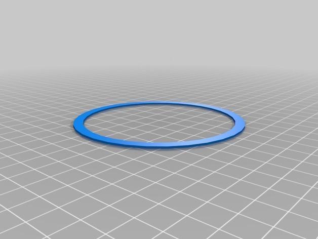 密码锁软饮料罐盒/存钱罐 3D模型  图10