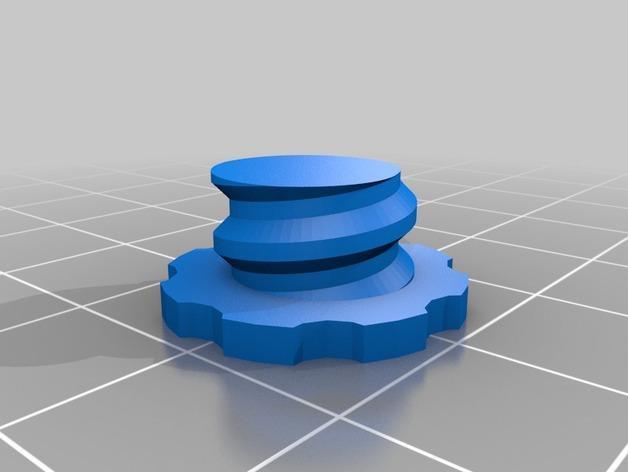 密码锁软饮料罐盒/存钱罐 3D模型  图11