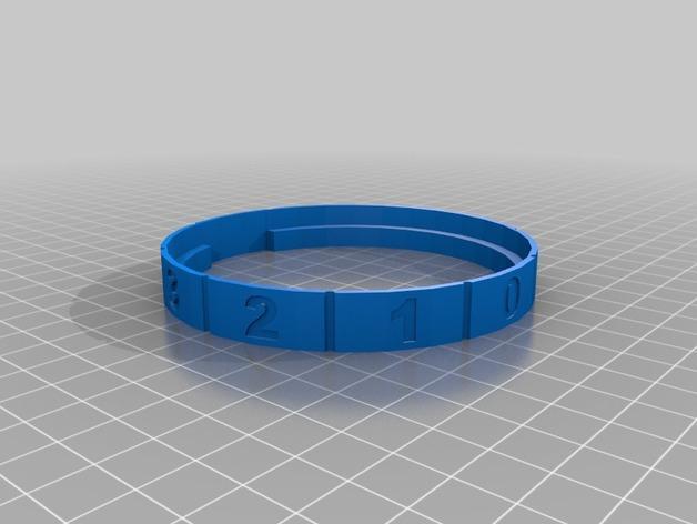 密码锁软饮料罐盒/存钱罐 3D模型  图17