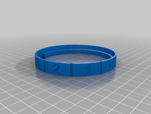密码锁软饮料罐盒/存钱罐 3D模型  图16