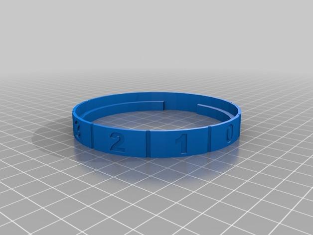 密码锁软饮料罐盒/存钱罐 3D模型  图19