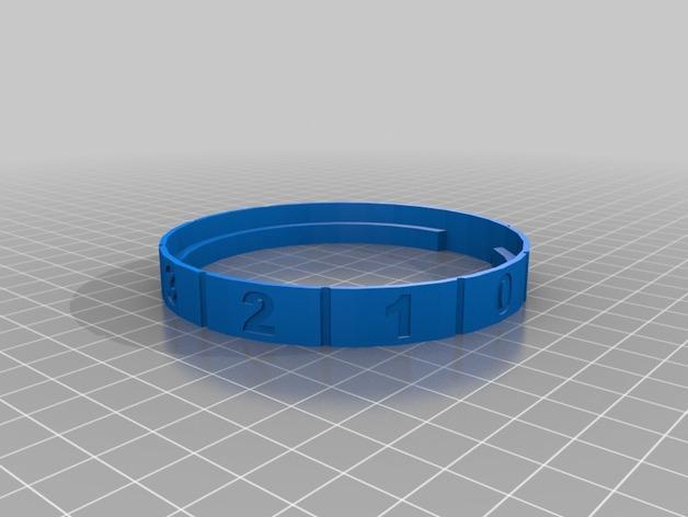 密码锁软饮料罐盒/存钱罐 3D模型  图20