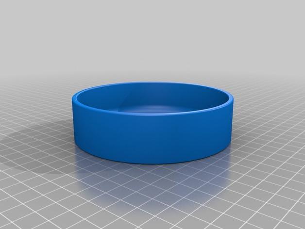 种子筛选装置 3D模型  图2