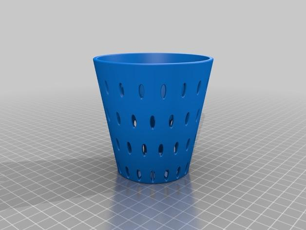 种子筛选装置 3D模型  图3