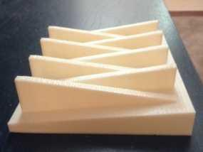 简易肥皂盒 3D模型