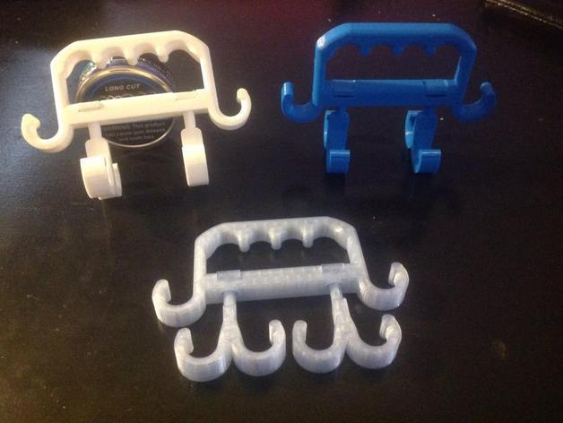 多功能购物袋手柄 3D模型  图2