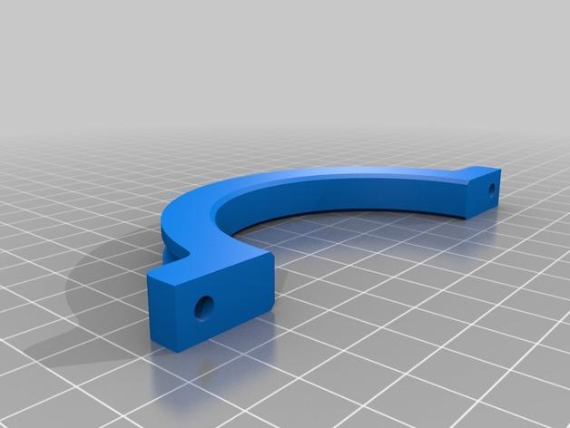 笔筒&手机架 3D模型  图8