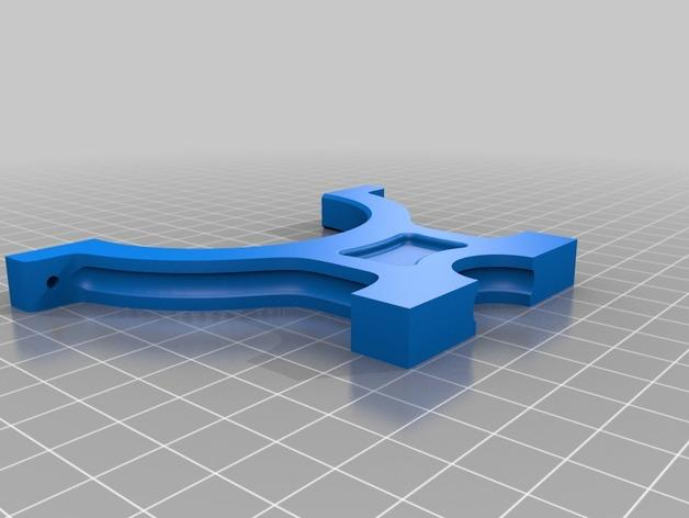 笔筒&手机架 3D模型  图9