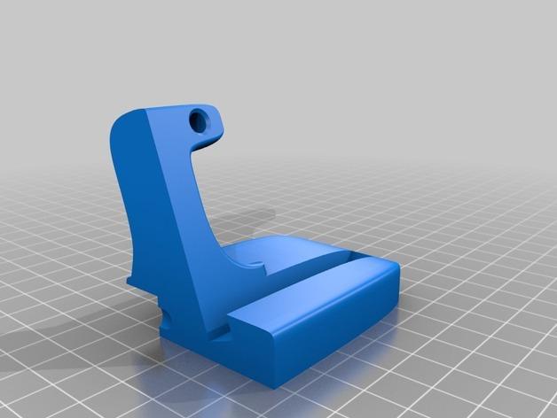 笔筒&手机架 3D模型  图11