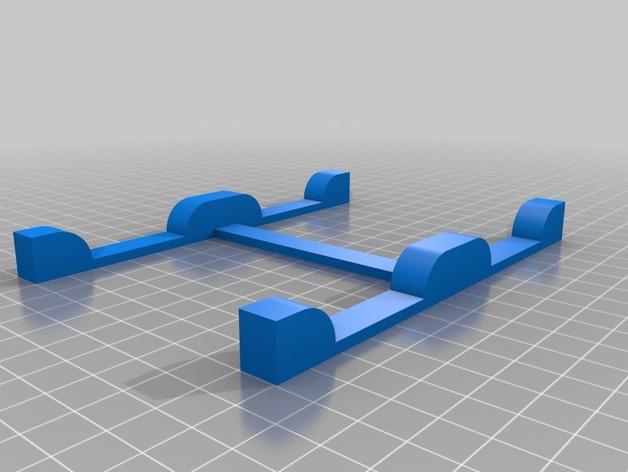 冰箱酒瓶架 3D模型  图4