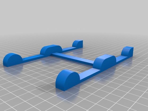 冰箱酒瓶架 3D模型  图5