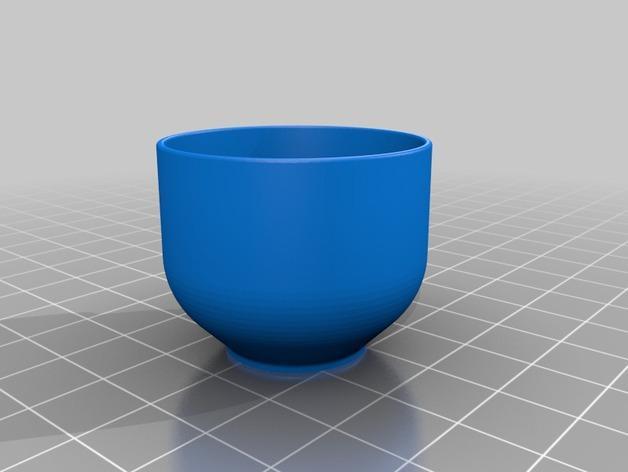 迷你心形茶壶套件 3D模型  图4