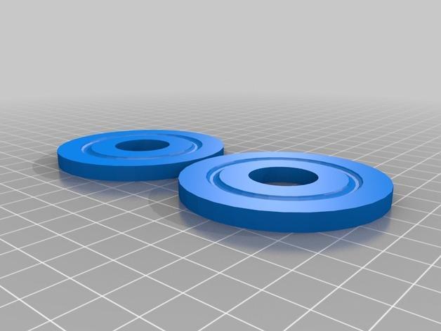 立式风力涡轮机 3D模型  图2