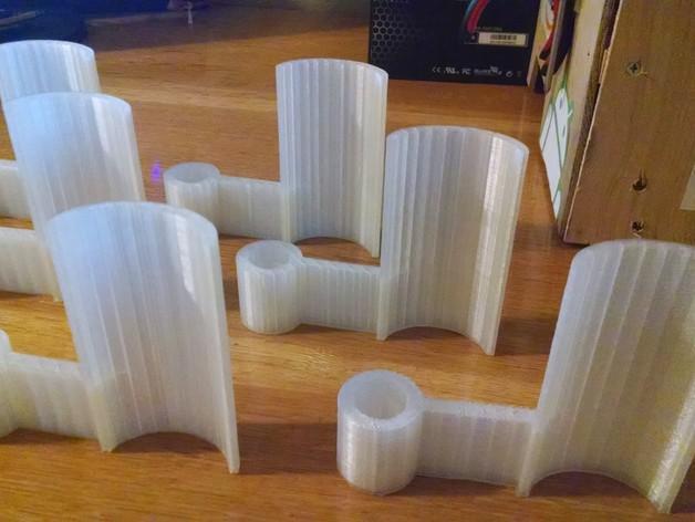 立式风力涡轮机 3D模型  图12