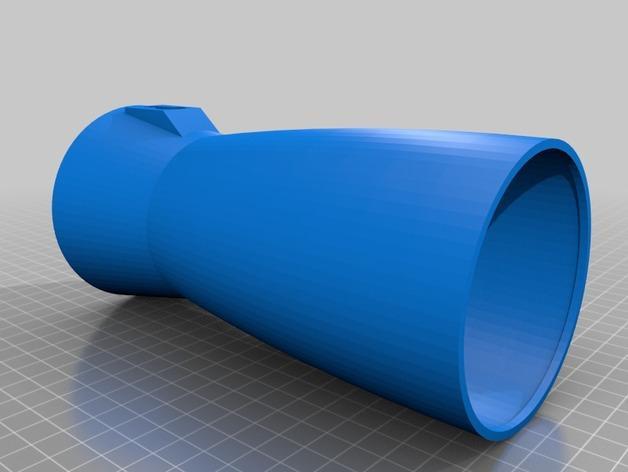 壁挂式花瓶2 3D模型  图3
