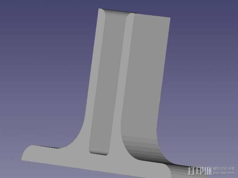 MacBook Pro 15 Retina支架 3D模型  图5