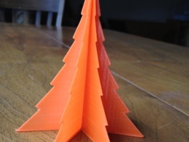 定制化迷你圣诞树 3D模型  图3