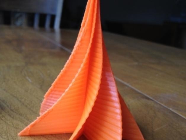 定制化迷你圣诞树 3D模型  图4