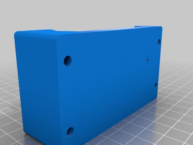 扇形挂钩 3D模型  图2