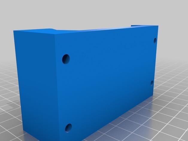 扇形挂钩 3D模型  图5