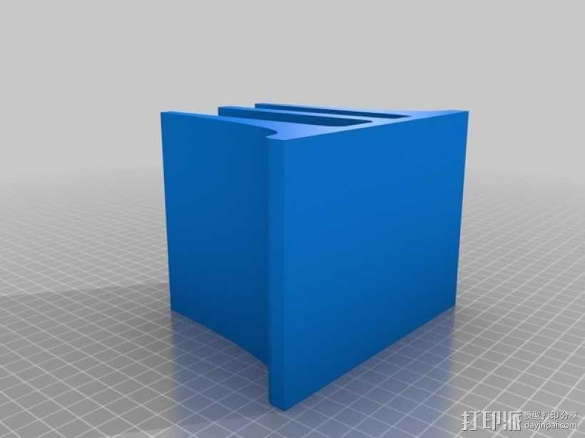 苹果平板电脑支架 3D模型  图5
